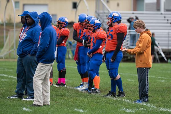 2015 Avon-Holbrook Football