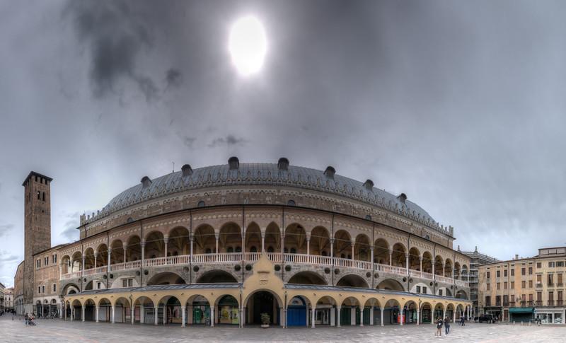 Palazzo della Ragione - Padova, Italy - April 9, 2012