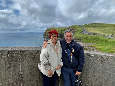 Willy Porter Tour - County Clare - Aug 2019
