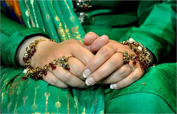 Samira's Mehndi