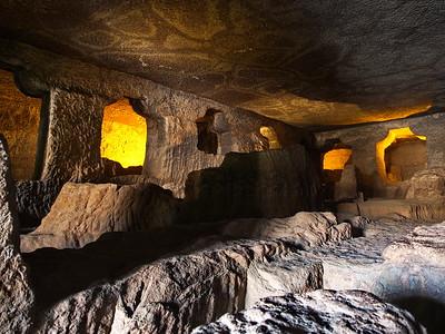 Ajanta & Ellora Caves