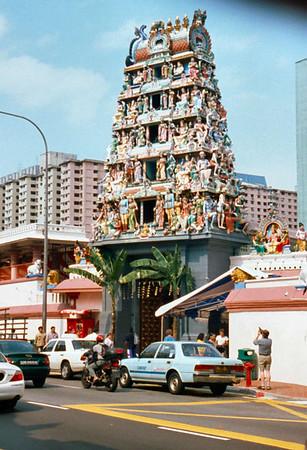 Singapore trip 1995