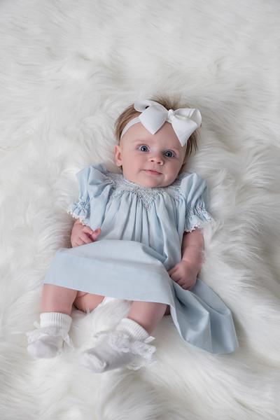 Olivia Three Months