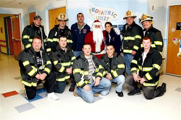 Christmas at the Hospital 12-19-06