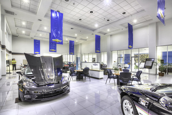 Dimmitt Chevrolet Re-Model