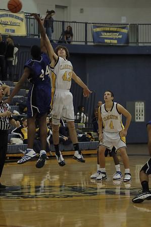 2008 Clarkston JV Basketball