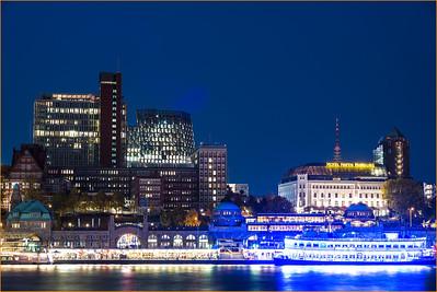 Hamburg Blue