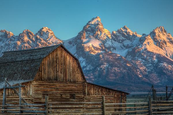 Teton - Yellowstone