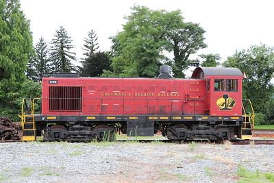 Columbia and Reading Railway