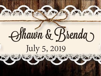 Brenda & Shawn's Wedding!