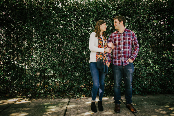 Alaina & Austin are getting married!