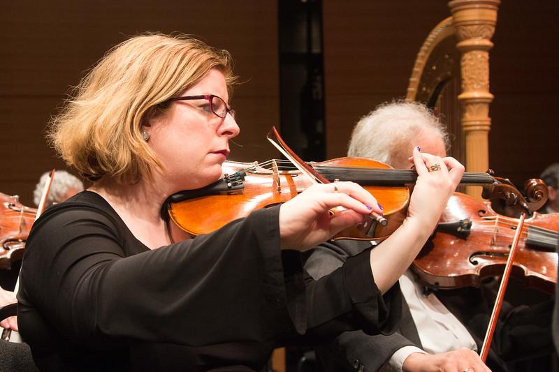Caroline Saccucci -- Symphony of the Potomac, January 29, 2017