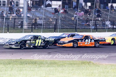 Stafford Speedway  Photo's    June 14, 2019  Open 80 and Weekly Series