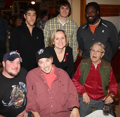 Benefit for Gary Zehner, West Penn Rod & Gun Club, West Penn (3-3-2012)