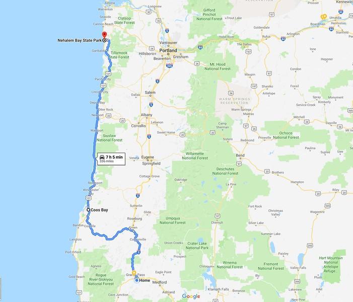 Map to Nehalem.JPG