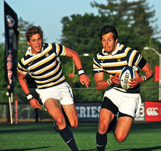 Rugby Championship Game, Cal vs. BYU