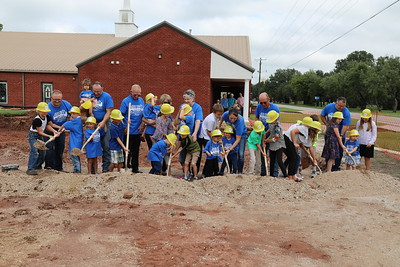 Ground Breaking Ceremony 9-16-18
