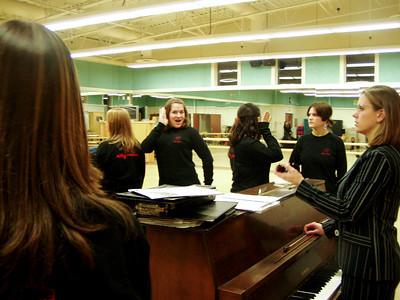 Band and Choir 2007