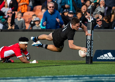 20190907 All Blacks v Tonga, FMG Stadium, Hamilton
