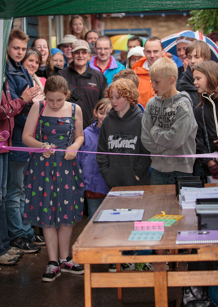 Queen Olivia opening the 2012 Spaldwick Fete_7568533912_o.jpg