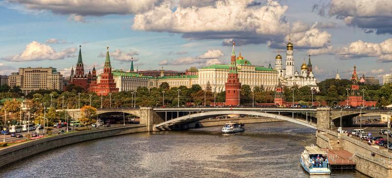 The Kremlin. Moscow