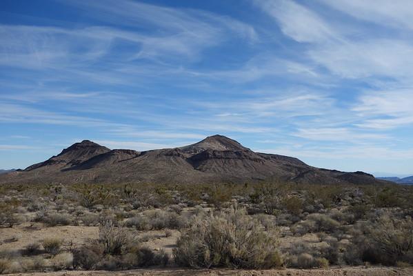 Van Winkle  Mtn (4,595) - Dec 27, 2014