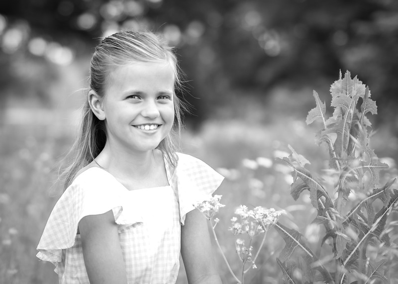 Nora with Tall Grasses bw (8 of 9).jpg