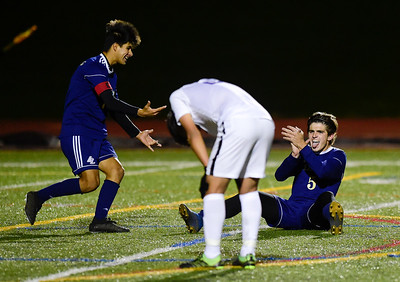 Photos: Boulder Vs. Legacy Boys Soccer 10/22/19