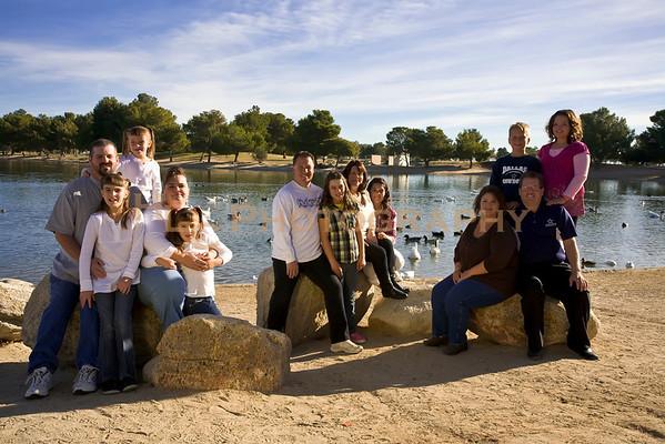 11/14/10 Durrett Family