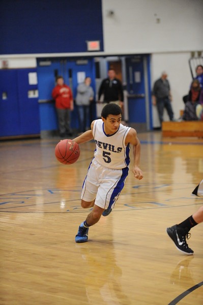 Brunswick at LHS boys hoop 12_16_14