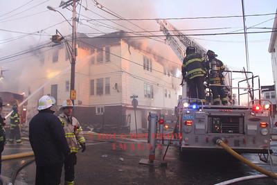 Chelsea - 3rd Alarm, 164 Bellingham Street, 12-24-10