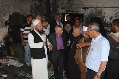 Christian Leaders Visit Duma