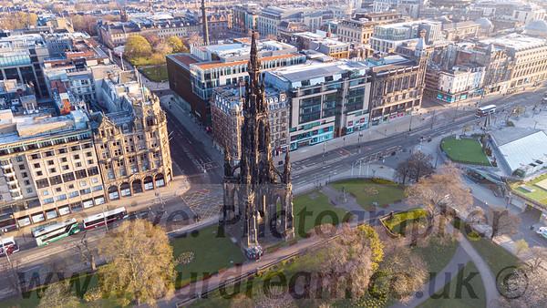 2021 The Scott Monument