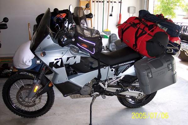 Alaska - Jul 28 to Aug 18 2005