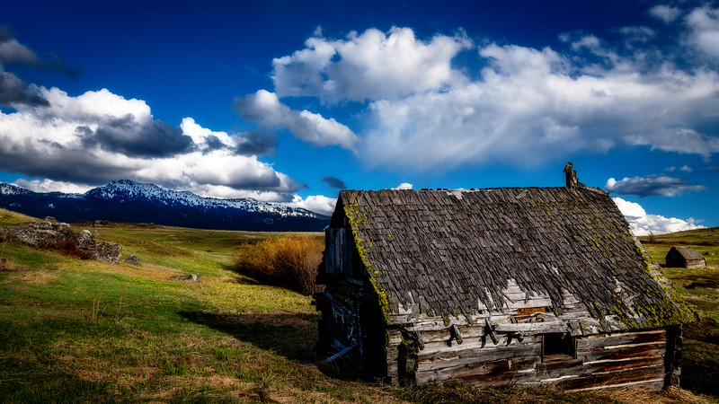 Barns and Relics