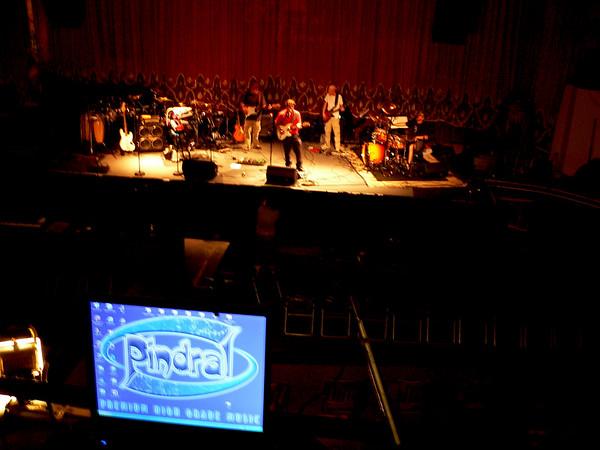 Joe Bouchard of Blue Oyster Cult w/ Roktapus:  9-20-07