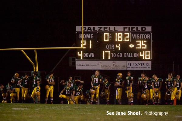 Hempstead Mustangs 41 - Senior Rams 34