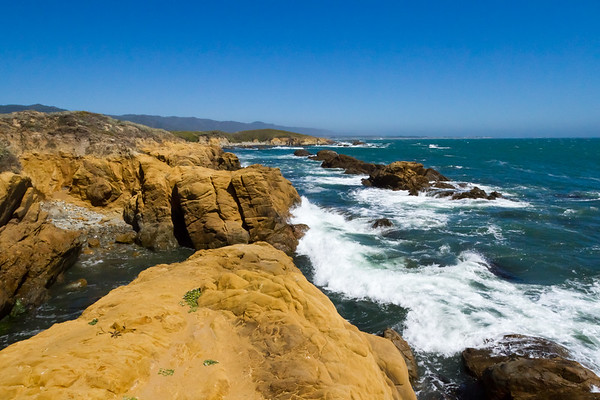 Franklin Point, San Mateo County, California