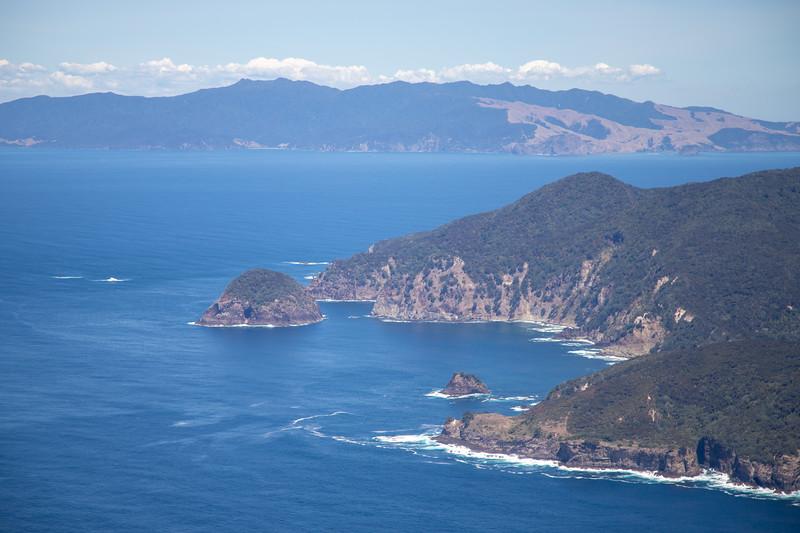 Cape Barrier and Coromandel