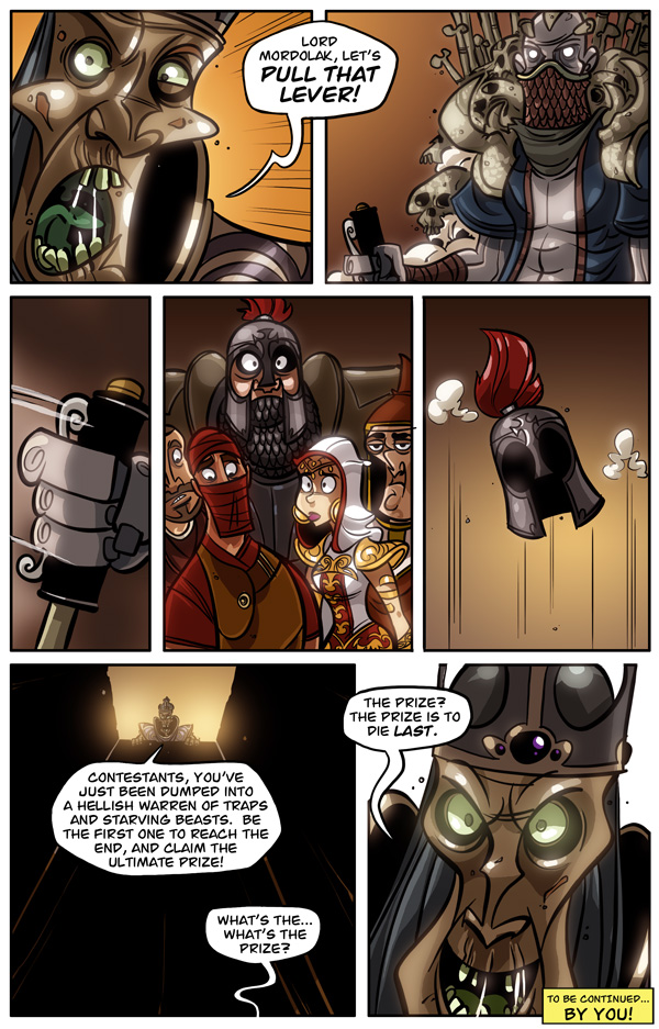 Dark Messiah of Might & Magic Page 3