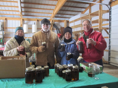 MAPLE SYRUP 2013