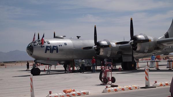 B-29 April 2017 - Mesa, AZ
