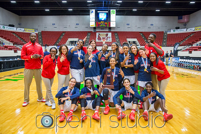 2017 Girls Varsity Basketball State Champs