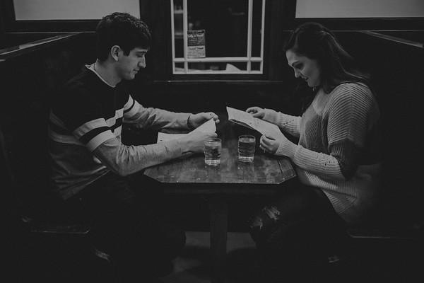 Lidia + Ethan | Manitowoc Engagement Session