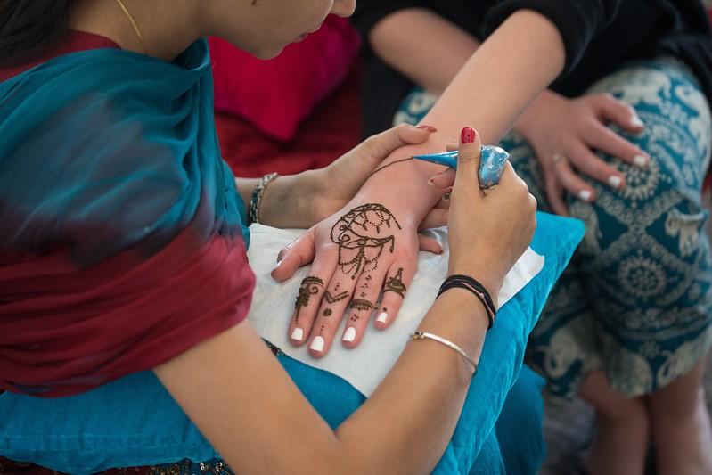 LeCapeWeddings Chicago Photographer - Renu and Ryan - Hilton Oakbrook Hills Indian Wedding - Day Prior  74.jpg