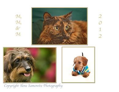 M, M, & M 2012