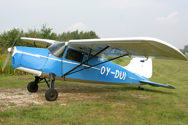 OY-DUI - SAI KZ III U-2