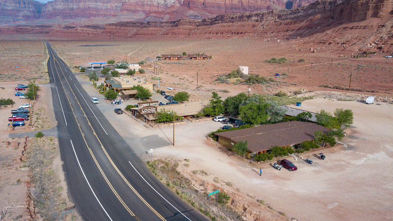 Marble Canyon Lodge and Vermillion Cliffs