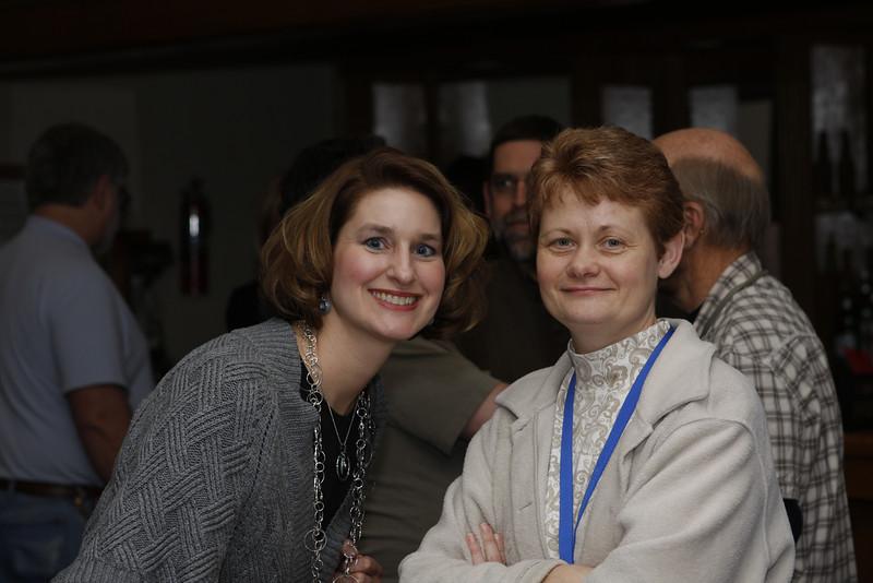 Michelle Gattuso & Mary Sutherland