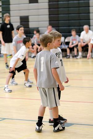 Hawks Basketball 2012